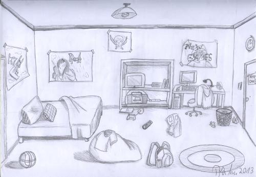Artstudio Pi Bleistiftzeichnungen